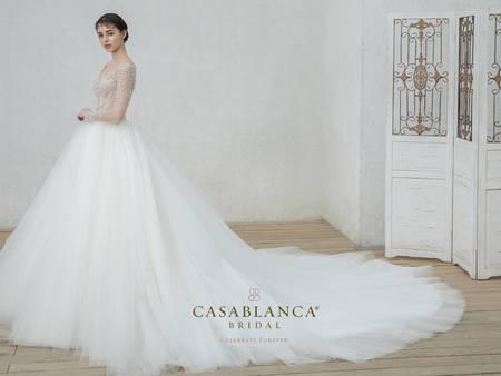 白紗五大最新趨勢發表!綿谷結婚式帶你從高端禮服品牌掌握 2022 婚紗潮流