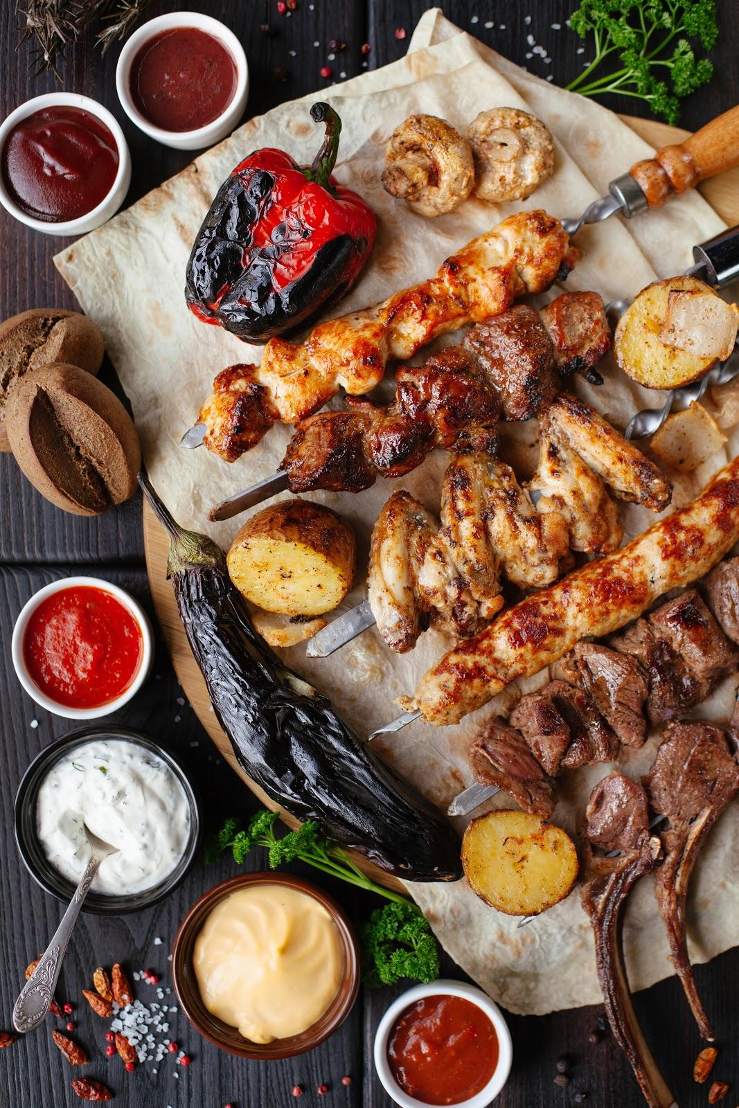 中秋烤肉,技巧,燒烤
