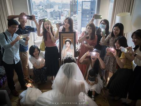 婚攝作品找靈感!婚禮紀錄不該是流水帳 21 個你沒想過的婚禮攝影創意|葉子團隊
