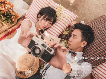專解「趕時間」、「怕麻煩」的婚禮界台灣之光|風華絕色 § 完美婚事-婚紗攝影品牌專訪