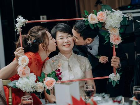 一篇文告訴你:專業婚企有多重要!盤點 5 個最容易忽略的婚禮細節 彭園婚宴會館-台北館